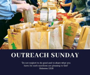 Outreach Sunday @ St. Sahag Armenian Church
